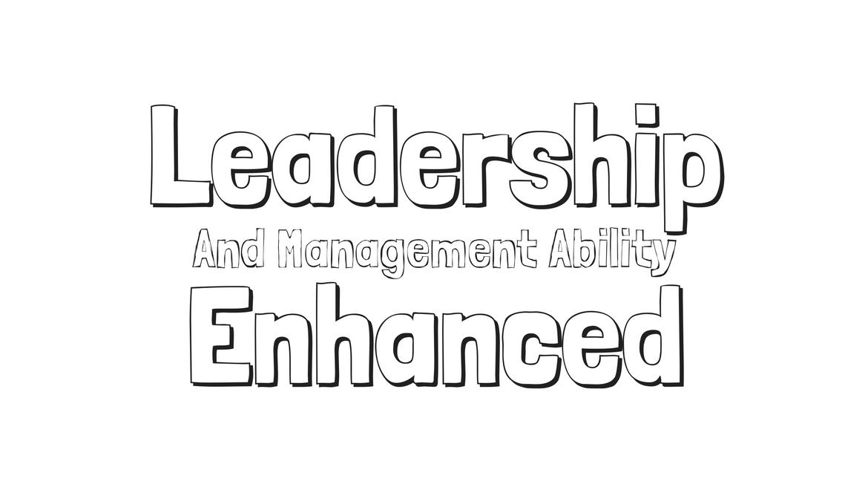 Leadership Enhanced